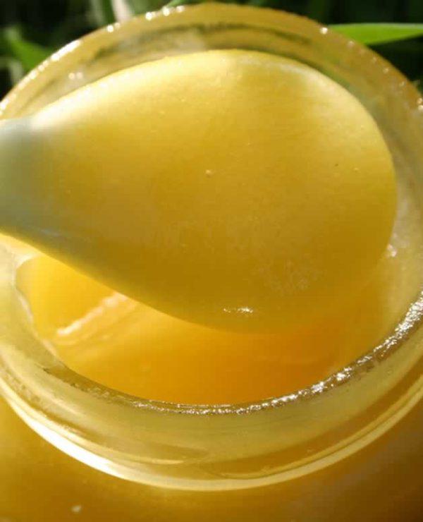 Мёд цветочное разнотравье